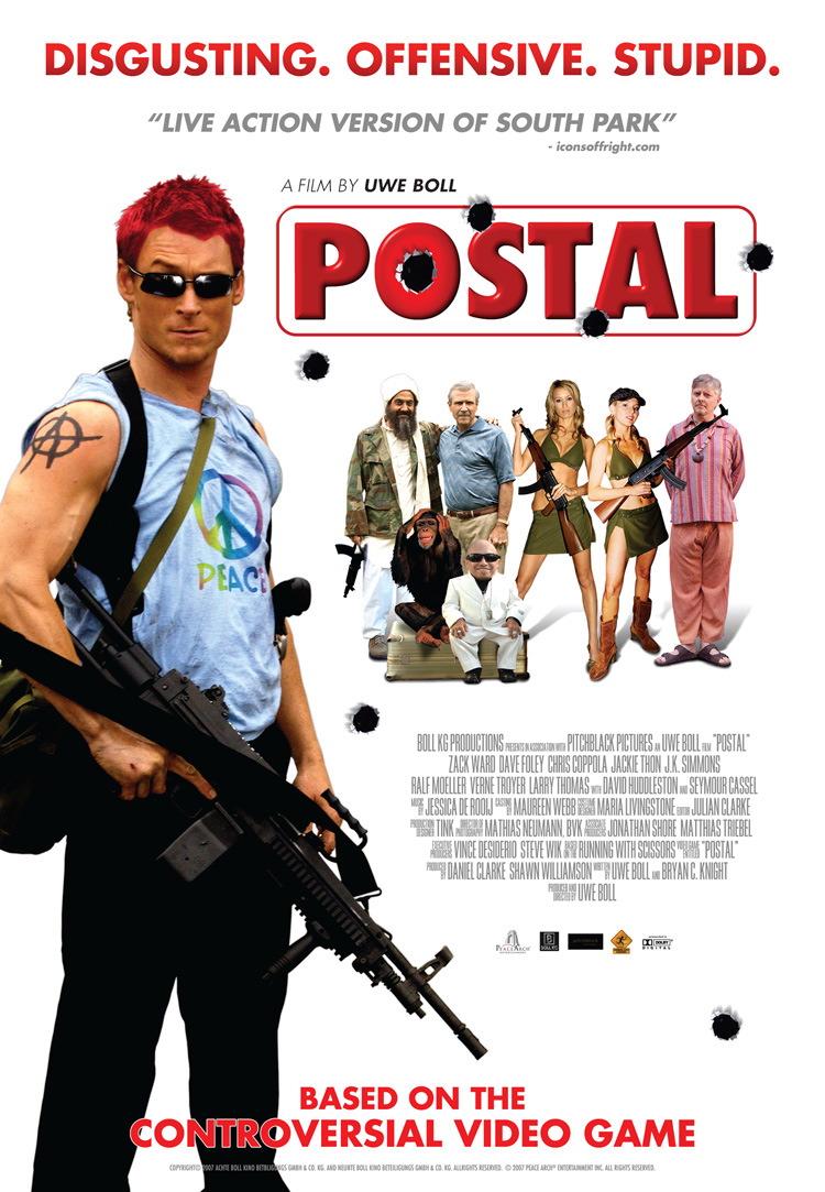Postal | Un film de Uwe Boll